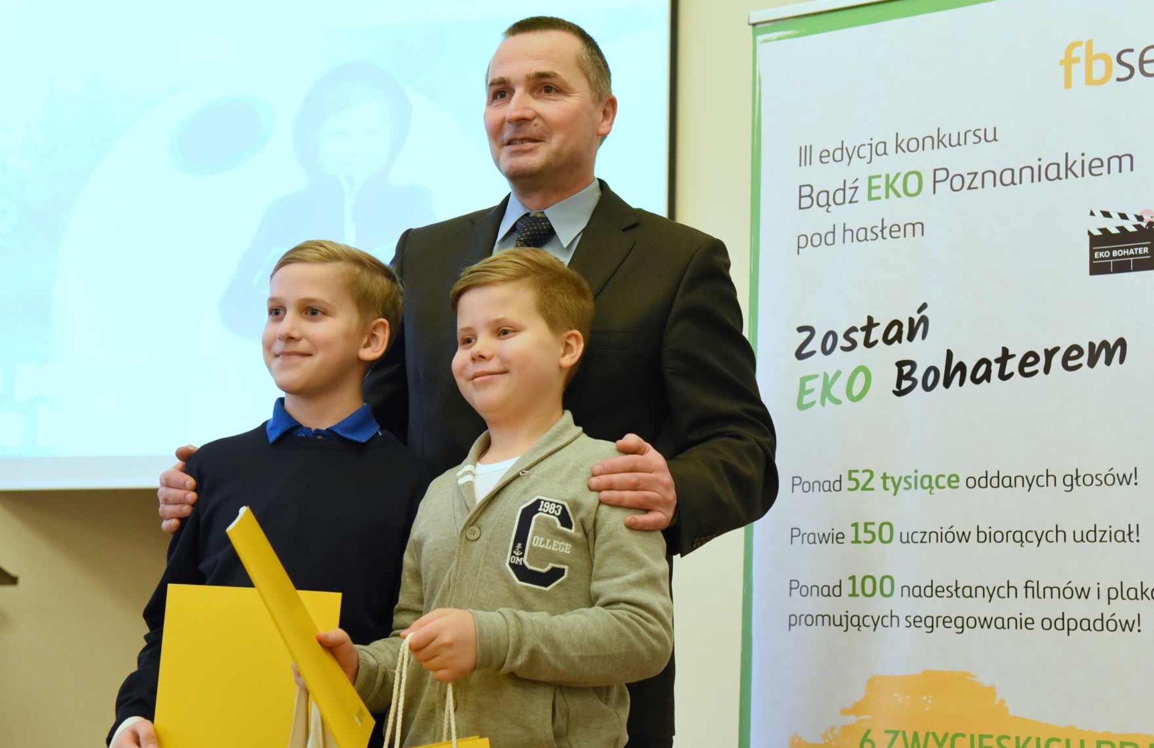EKO poznaniacy odebrali nagrody