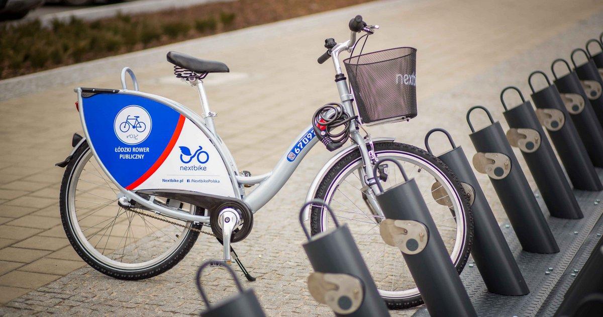 od 1 kwietnia nowe stacje miejskich rowerów współdzielonych w kolejnych 7 miastach