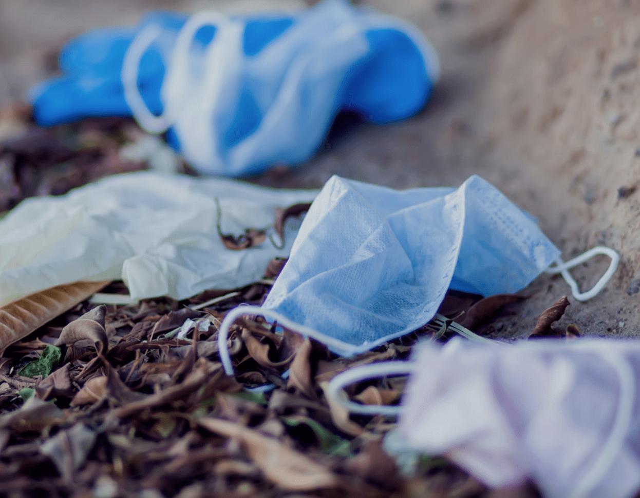 Proste triki, dzięki którym zużyte maseczki będą mniej szkodliwe dla środowiska!