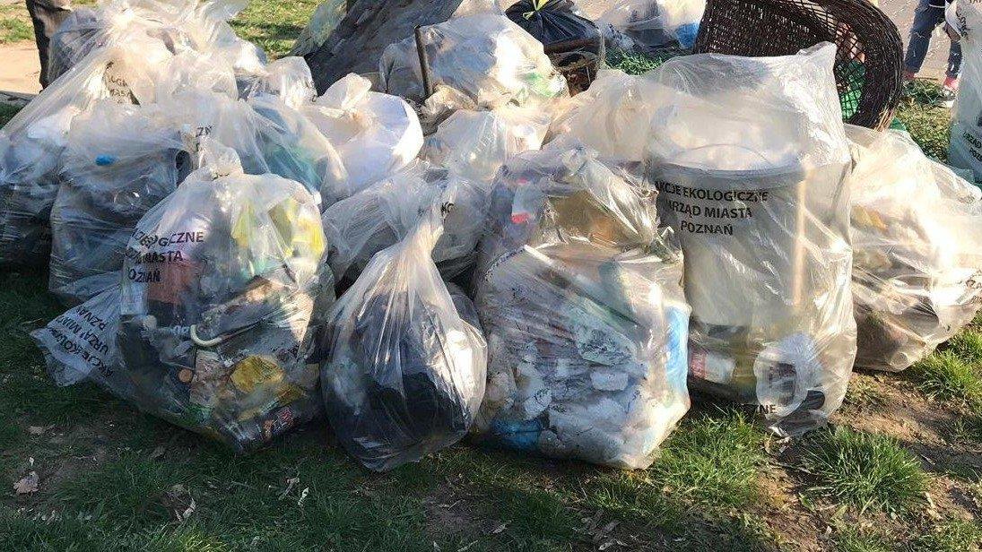 Poznań rozpoczyna tegoroczną akcję sprzątania świata