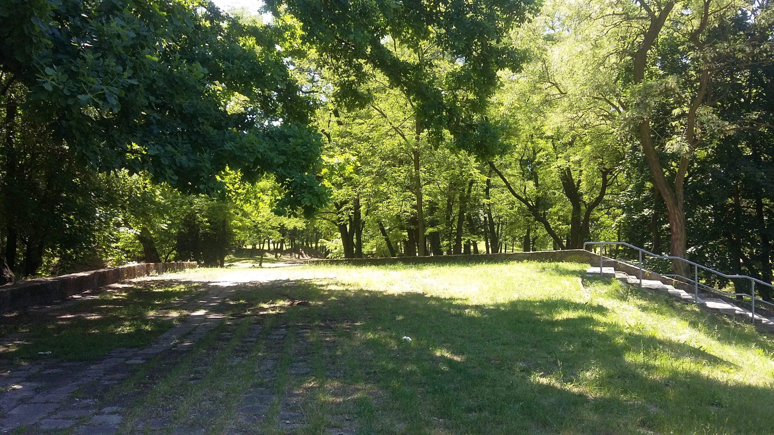 Park Tysiąclecia zamknięty na kilka tygodni