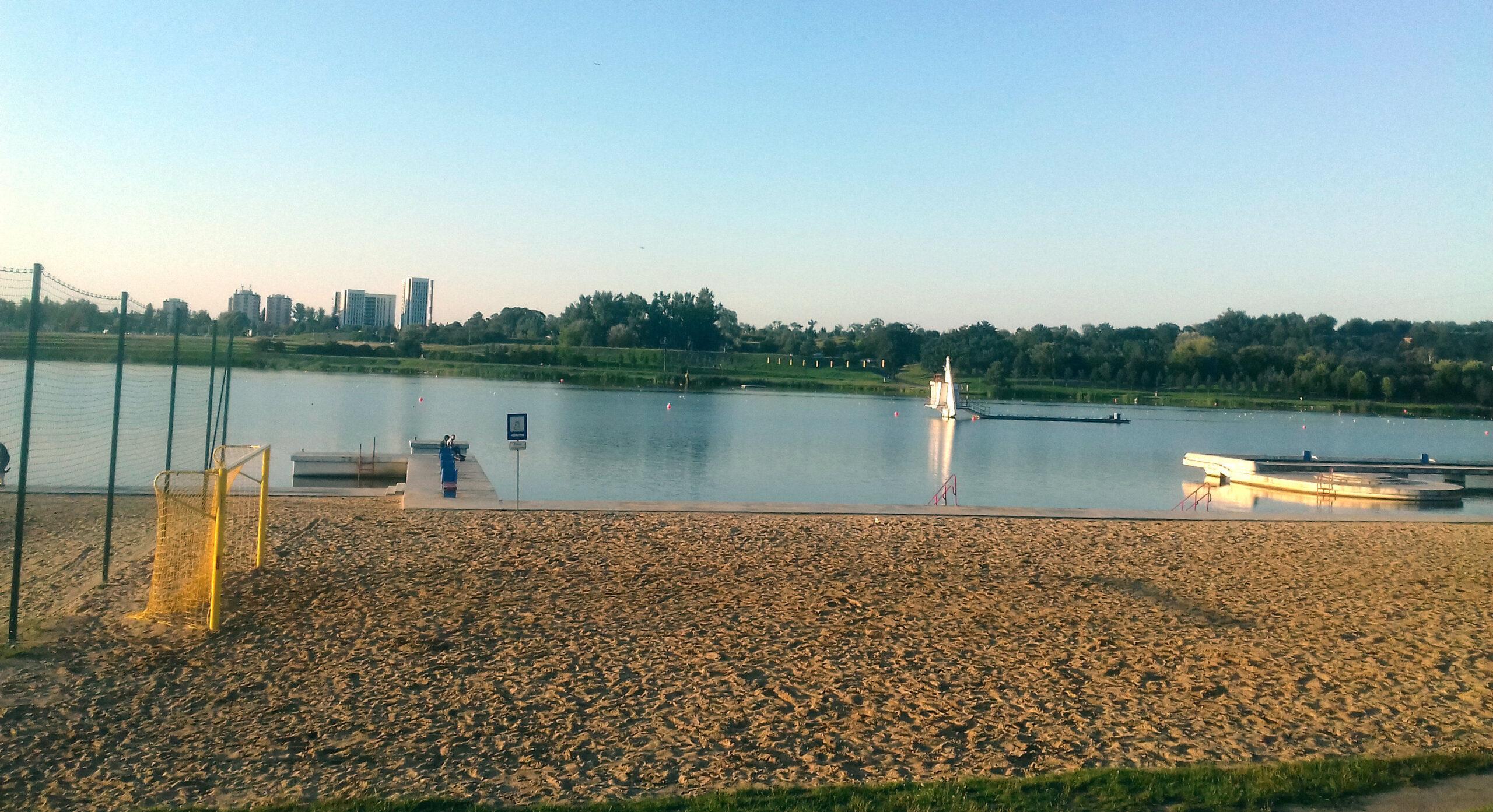 Kolejne poznańskie kąpielisko z zakazem kąpieli
