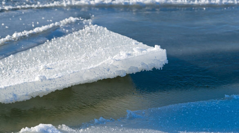 Syberia. Topnienie wiecznej zmarzliny uwalania metan