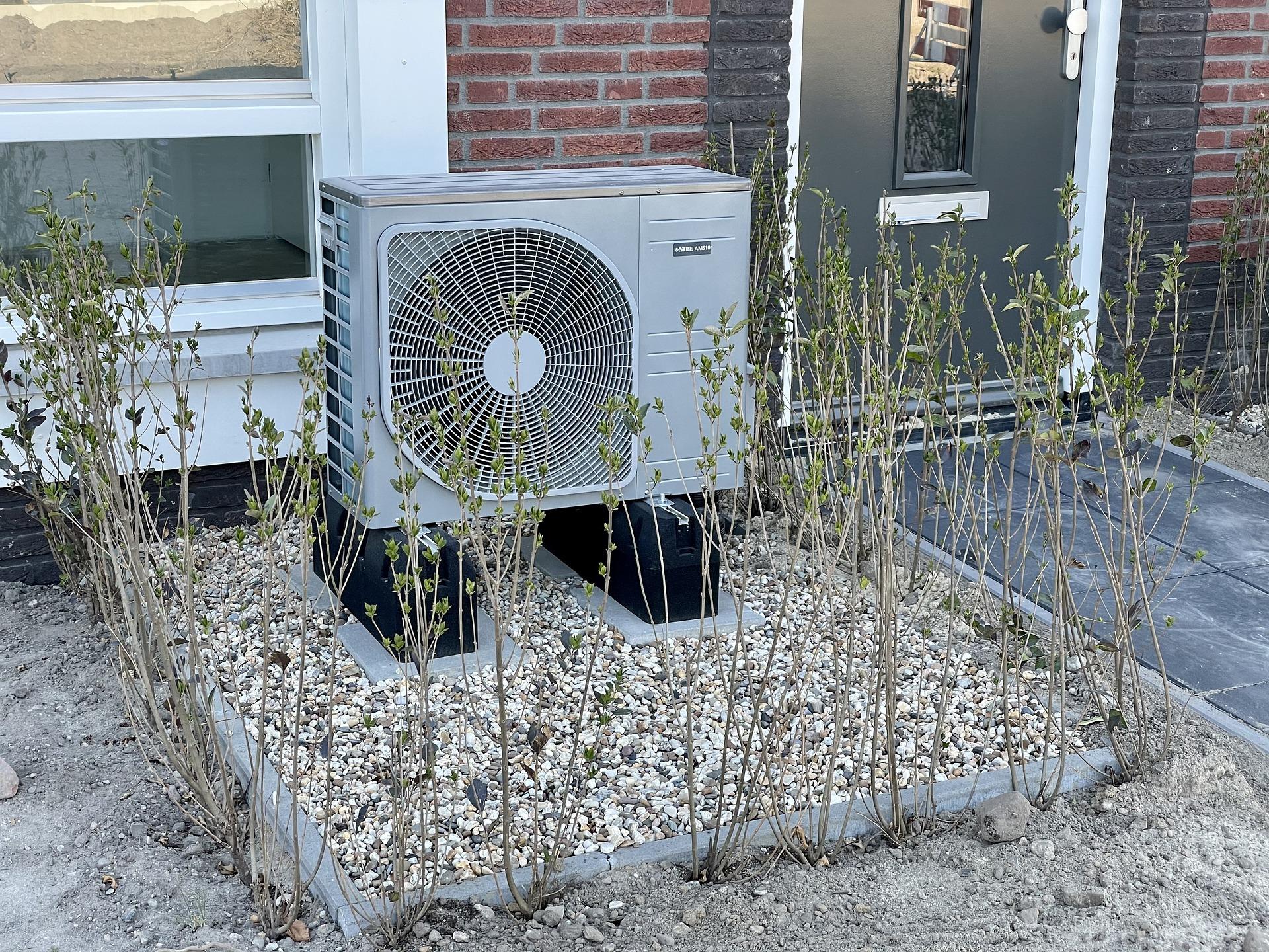 Rekordowe zainteresowanie instalacjami pomp ciepła